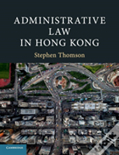 Administrative Law In Hong Kong