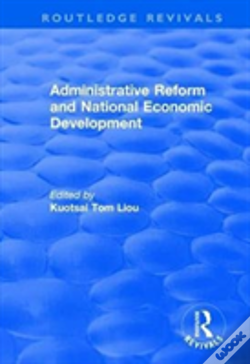 Wook.pt - Administrative Reform And National Economic Development
