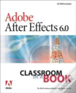Adobe After Effects 6.0.