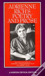 Adrienne Rich'S Poetry And Prose