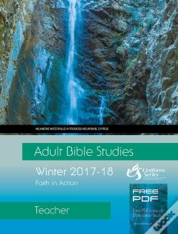 Wook.pt - Adult Bible Studies Winter 2017-2018 Teacher - Pdf Download