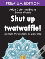 Adult Coloring Books Swear Words