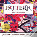 Advanced Coloring Books For Adults (Pattern)