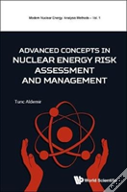 Wook.pt - Advanced Concepts In Nuclear Energy Risk Assessment And Management