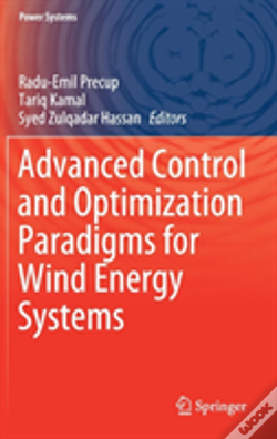 Wook.pt - Advanced Control And Optimization Paradigms For Wind Energy Systems