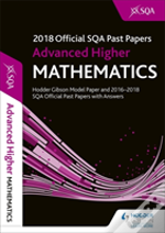 Advanced Higher Mathematics 2018-19 Sqa Past Papers With Answers