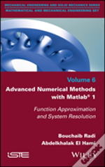 Advanced Numerical Methods With Matlab