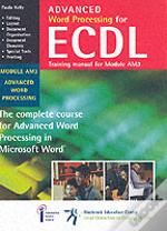 ADVANCED WORD PROCESSING FOR ECDL