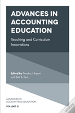 Wook.pt - Advances In Accounting Education
