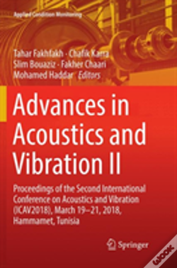 Wook.pt - Advances In Acoustics And Vibration Ii