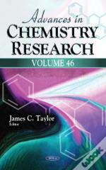 Advances In Chemistry Research Volume 46