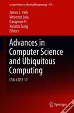 Wook.pt - Advances In Computer Science And Ubiquitous Computing