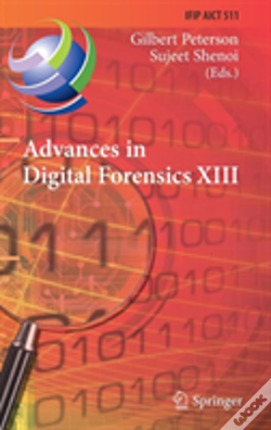 Wook.pt - Advances In Digital Forensics Xiii