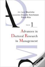 Advances In Doctoral Research In Management