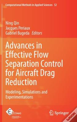 Wook.pt - Advances In Effective Flow Separation Control For Aircraft Drag Reduction