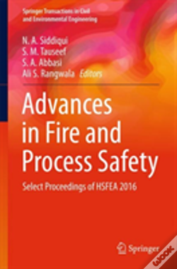 Wook.pt - Advances In Fire And Process Safety