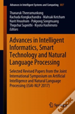 Advances In Intelligent Informatics, Smart Technology And Natural Language Processing