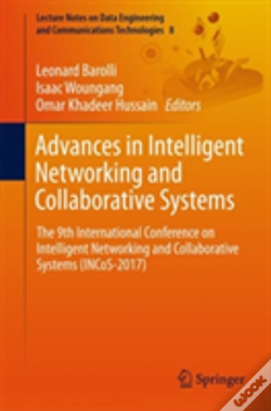 Wook.pt - Advances In Intelligent Networking And Collaborative Systems
