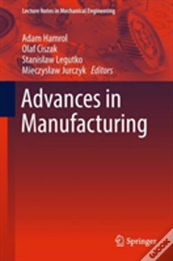 Wook.pt - Advances In Manufacturing