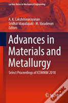 Advances In Materials And Metallurgy