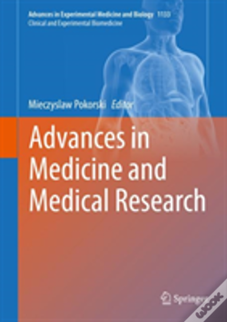 Wook.pt - Advances In Medicine And Medical Research