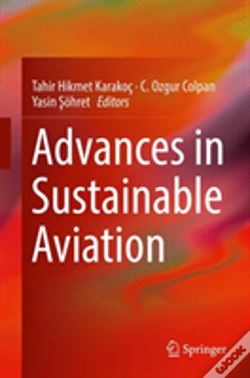 Wook.pt - Advances In Sustainable Aviation
