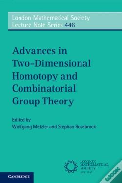 Wook.pt - Advances In Two-Dimensional Homotopy And Combinatorial Group Theory