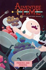 Adventure Time Ogn 11 Princess & Princes