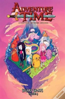 Wook.pt - Adventure Time Sugary Shorts Vol. 4