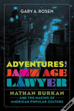 Wook.pt - Adventures Of A Jazz Age Lawyer