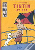 Adventures Of Tintin At Sea