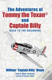 Adventures Of Tommy The Texan(C) And Captain Billy