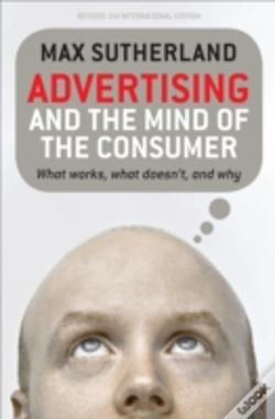 Wook.pt - Advertising And The Mind Of The Consumer