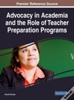 Wook.pt - Advocacy In Academia And The Role Of Teacher Preparation Programs