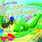 Aesop'S Fables The Ant And The Grasshopper