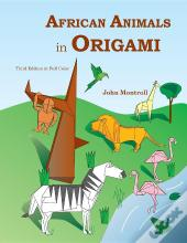 African Animals In Origami