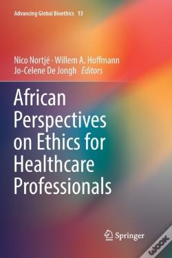 Wook.pt - African Perspectives On Ethics For Healthcare Professionals