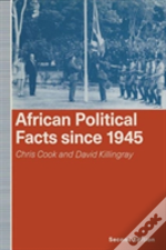 African Political Facts Since 1945