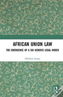 Wook.pt - African Union Law