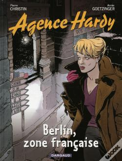 Wook.pt - Agence Hardy T.5 ; Berlin, Zone Française