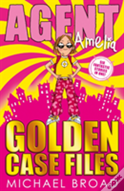 Wook.pt - Agent Amelia: Golden Case Files
