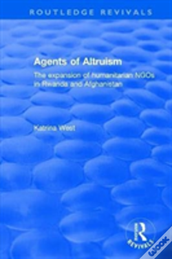 Wook.pt - Agents Of Altruism