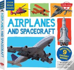 Wook.pt - Airplanes And Spacecraft