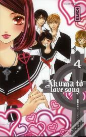 Akuma To Love Song T.4
