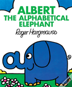 Wook.pt - Albert The Alphabetical Elephant