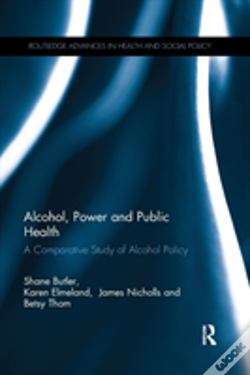 Wook.pt - Alcohol Power And Public Health -