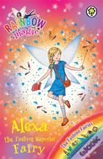 Alexa The Fashion Reporter Fairy