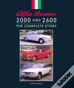 Alfa Romeo 2000 And 2600