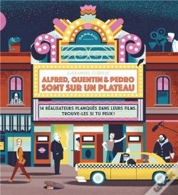 Wook.pt - Alfred,Quentin Et Pedro Sont - Alfred, Quentin & Pedro Sont Sur Un Plateau - Tome 0 - Alfred, Quenti