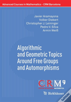 Wook.pt - Algorithmic And Geometric Topics Around Free Groups And Automorphisms